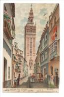 11305 -  Sevilla Calle De Mateo Gago Y Giralda - Sevilla