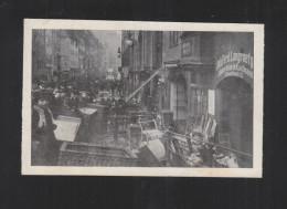 AK Nürnberg Hochwasser-Katastrophe 1909 - Nuernberg