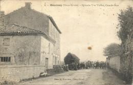 GOURNAY . EPICERIE VIOLLET - France