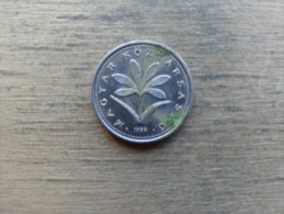 Hongrie  2  Forint  1999  Km693 - Hongrie