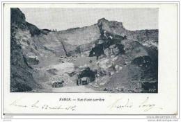 NAMUR ..-- Vue D´ Une Carrière . 1905 . - Namur