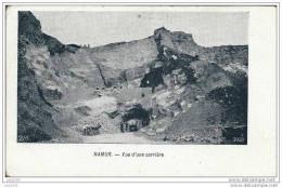 NAMUR ..-- Vue D´ Une Carrière . 1907 Vers HAMME  ( Melle Estele DE MEYER ) . Voir Verso . - Namur
