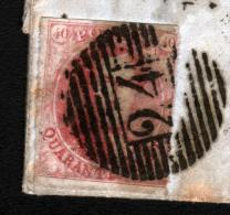 BELGIQUE, LETTRE DU 1er JANVIER 1852, DE BRUXELLES POUR VALENCIENNES, 5 SCANS, VOIR DESCRIPTION - Postmark Collection