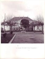 S.R.I.J - Rouen - Photo 1948 - Vue D'ensemble De La Caserne Belliard - 23,9 Cm X 18 Cm - Lieux