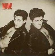 WHAM! (George Michael) : Bad Boys / Bad Boys (Instrumental) - EPIC A3143 / 1983 - Disco, Pop
