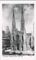 CPSM ETATS-UNIS - USA - New York - Saint Patrick's Cathedral - Multi-vues, Vues Panoramiques