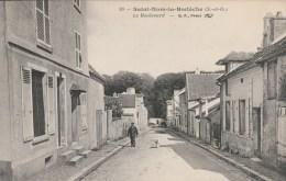 Saint Nom La Bretèche  - Le Boulevard - St. Nom La Breteche