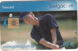 BELGIUM - Golf, Exp.date 31/07/06, Used - Met Chip