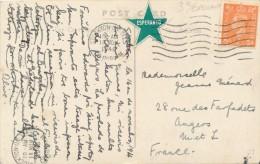 CPSM ESPERANTO Mount Saint Bernard's Abbey Reading Cloisters - Voir Scan Recto/verso - Esperanto