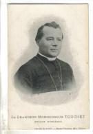 CPSM CELEBRITE RELIGION CATHOLIQUE - Monseigneur TOUCHET évêque D´Orléans - Persönlichkeiten