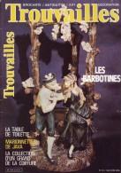 Trouvailles - Août-Septebre 1985 N°53 - 2 Scans Dont Sommaire - Hobbies & Collections
