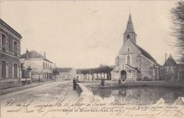 Le Mesnil Saint-Denis 78 -  Précurseur Ville Eglise - Le Mesnil Saint Denis