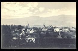 Schlackenwerth B. Karlsbad / Postcard Traveled - Tsjechië
