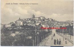 Penne Pescara Entrata Porta S. Francesco - Pescara