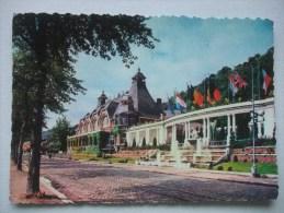H70 Postkaart Namur - Casino Et Fontaine - Namur