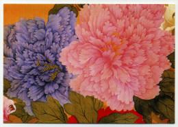 CP Art : Estampe Asiatique (Taipei Taiwan) - Lire Description - Sôseki - Peintures & Tableaux