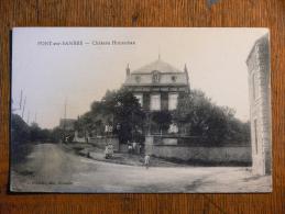PONT-sur-SAMBRE (59) - Château Houssière - Francia