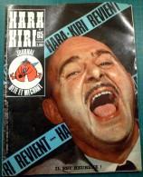 Hara Kiri N°47 Janvier 1965 - Wolinski Cabu Charlie Caricature Choron -  Très Bon état - Humor