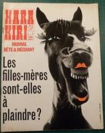 Hara Kiri N°48 Fevrier 1965 - Wolinski Cabu Charlie Caricature Choron -  Très Bon état - Humor