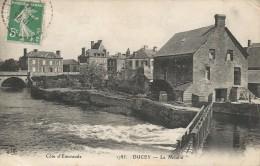 CPA Ducey - Le Moulin - Ducey