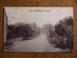 GLAIGNES (60) - Grande-Rue - Francia