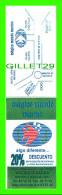 CARTES DE VISITE - MAGICO MUNDO MARINO, ACAPULCO, MEXICO - - Cartes De Visite