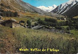 Haute Vallée De L'Ubaye - Le Village De MALJASSET - Frankreich
