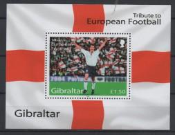 GIBRALTAR  BF  * *  Euro 2004 Football  Soccer  Fussball - Europei Di Calcio (UEFA)