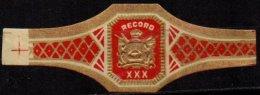 RECORD XXX - Cigar Bands