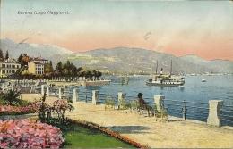BAVENO  VERBANIA  Lago Maggiore E Battello - Verbania
