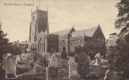 1920 CIRCA - PAIGNTON PARISH CHURCH - Paignton