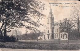 Marchienne-au-Pont Le Parc Et L'Hôtel De Ville - Charleroi