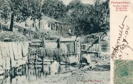PERNAMBUCo -- Porta D'agua Arrebalde Do Recifo - Brésil
