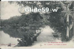 LAMPY - La Digue Du Bassin (animée) - N° 18 - Other Municipalities