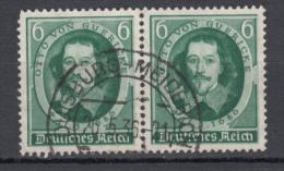 Deutsches Reich - 1936 - Mi. 608 I (o) - * - Used Stamps