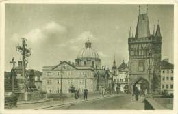 PRAHA - Staromestska Mostecka Véz. - Tchéquie