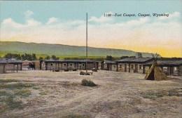 Fort Caspar Wyoming