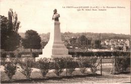 CPA 77 (Seine-et-Marne) La Ferté-sous-Jouarre - Le Monument Duburcq - La Ferte Sous Jouarre
