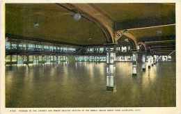 235089-Ohio, Cleveland, Euclid Beach Park, Dancing Pavilion Interior, Braun Post Card Co by Curt Teich No A1723