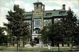 235097-Ohio, Cleveland, Adelbery College