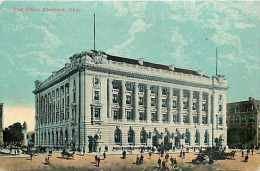235099-Ohio, Cleveland, Post Office, Cleveland News Company No M-4892