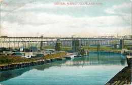 235105-Ohio, Cleveland, Central Viaduct, A.C. Bosselman No 8281