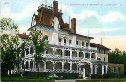 235107-Ohio, Cleveland, J.D. Rockefeller's Residence, A.C. Bosselman No 10673