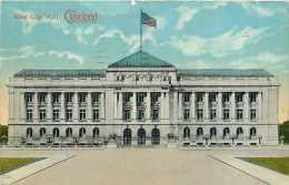 235109-Ohio, Cleveland, New City Hall Building, M Fenberg No 3032