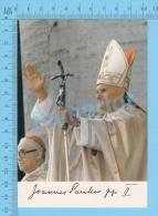 Christianisme ( Pape Joanes Paulus P.P. II ) Carte Postale Post Card Recto/Verso - Papes