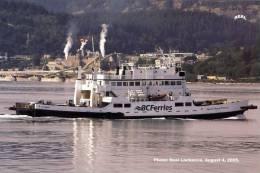 Ferry B.C. Ferries  The NORTH ISLAND PRINCESS British Columbia, Canada - Fähren