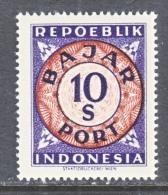 INDONESIA   J 6   * - Indonesia