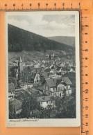 HERRENALB: Panorama - Bad Herrenalb