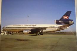 JAT   DC 10 30    YU AMB - 1946-....: Ere Moderne