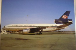 JAT   DC 10 30    YU AMB - 1946-....: Moderne